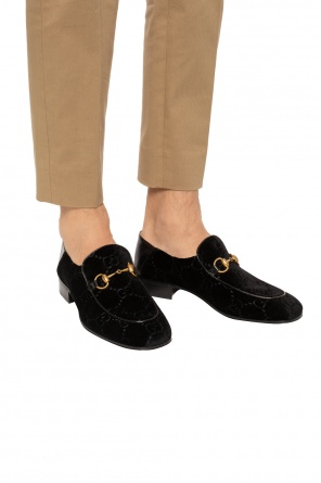 Loafers with fold-down heel counters od Gucci